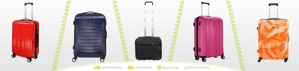 Een zachte koffer blijft handig