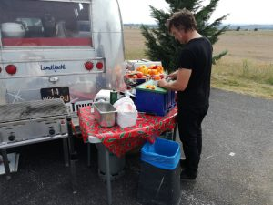 mobiele catering