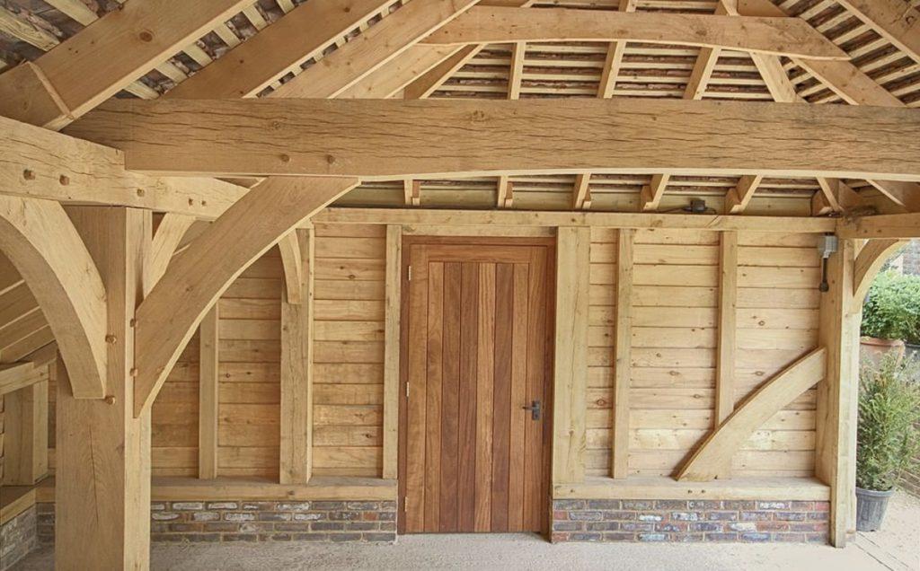 houten buitenverblijf op maat